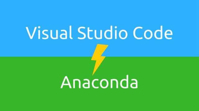 VSCodeからAnacondaを呼ぶ