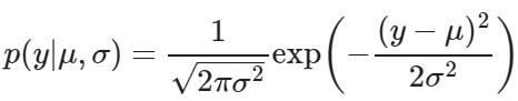 正規分布(ガウス分布)