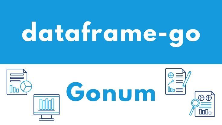 dataframe-goとGonum
