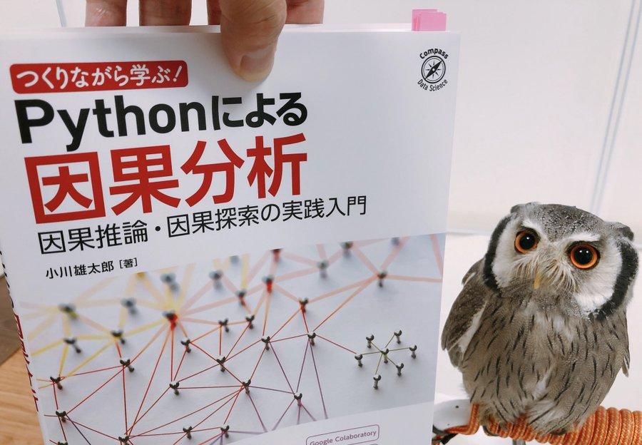 Pythonによる因果分析